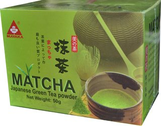 Mayaka Matcha Japanese Green Tea Powder 1st Grade 50g